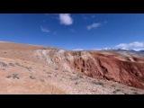 Марсианские пейзажи Чаган Узун. Панорама в 4K / Martian landscapes Chagan Uzun. Panorama in 4K