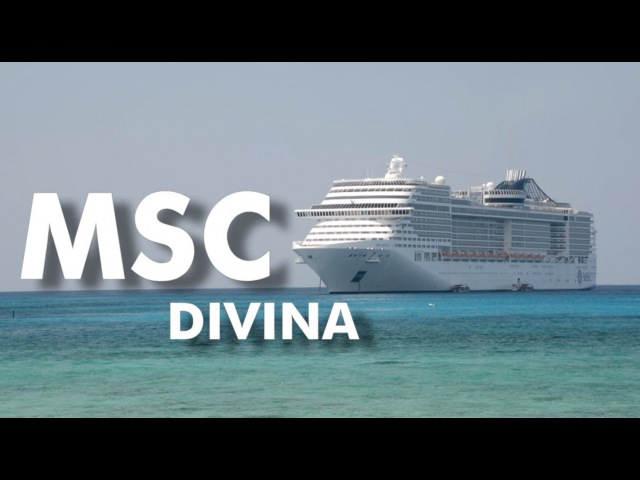MSC Divina Ship Tour HD
