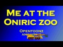 Open toonz short film Me at the oniric zoo
