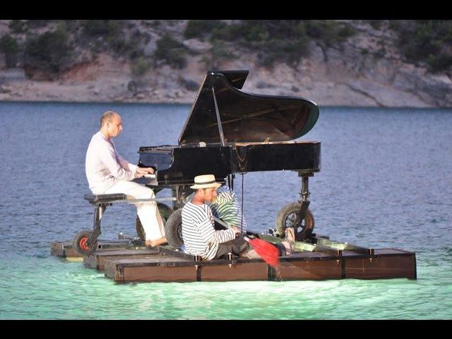 MARTIN REGNIER - LE PIANO SUR LE LAC ( FULL CONCERT )