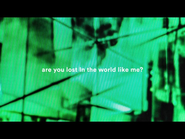 Moby The Void Pacific Choir - Are You Lost In The World Like Me?