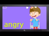 Kids vocabulary - Feel (Feelings or Emotions) - Are you happy - English video for kids
