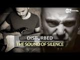 Disturbed Simon &amp Garfunkel - The Sound of Silence - Electric Guitar Cover by Kfir Ochaion