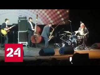 Кудрин в ударе: экс-министр сыграл на барабанах
