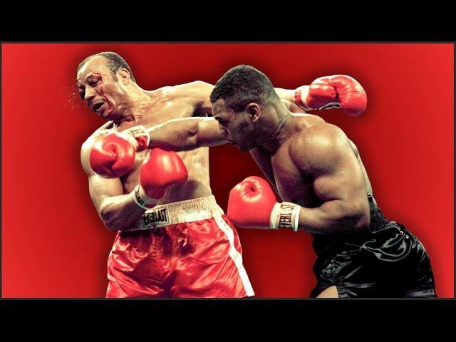 Iron Mike Tyson vs James Bonecrusher Smith Full fight 1987 03 07