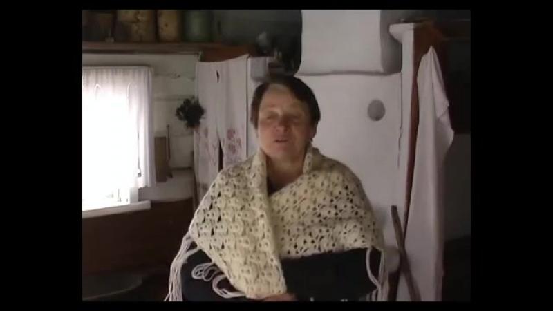 Уймонские староверы д/ф (2007 г.) СД