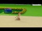 Рита Мамун - мяч. Квалификация. Олимпийские игры в Рио 2016