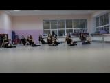 Школа танцев Pandora. High Heels. Полный состав.