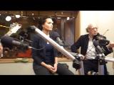 Фрагменты эфира (2) - Давид Голощекин, Юлия Касьян и Гасан Багиров - Зимний джазовый концерт на Imagine Radio.