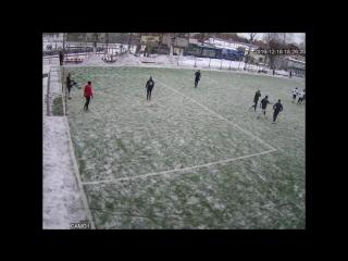 18.12.16 Премьер лга IV тур. 3 матч. Фотруна - Люберцы(3-3)
