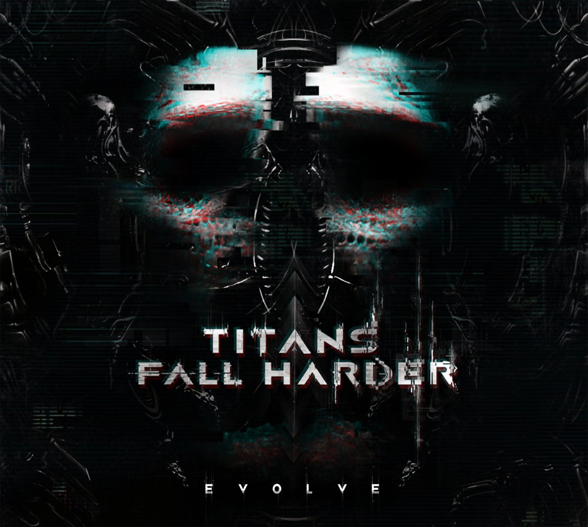 Titans Fall Harder - Evolve [EP] (2017)