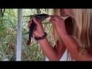 девушки на рыбалке подборка видео приколов ДЕВУШКИ ЛОВЯТ РЫБУ