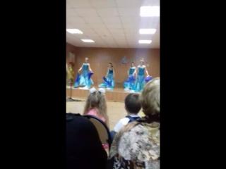 Фрагмент танца Шторм из цыкла музыкальная иллюстрация к спектаклю Золотая рыбка