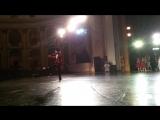 Танец с кинжалами. проба пера