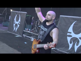 Soulfly - Roots Bloody Roots (Live at Resurrection Fest 2015, Spain)