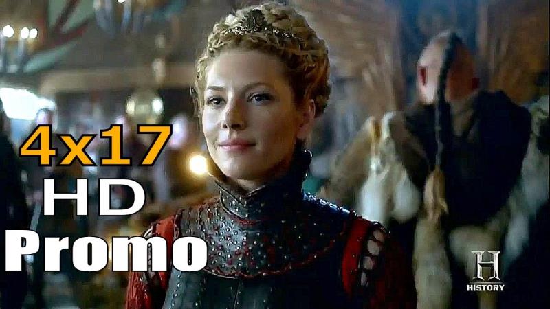 Викинги Vikings 4 сезон 17 серия Русское промо