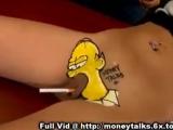 Гомер Симпсон 18+