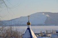 22 января 2012 - Прогулка по Тольятти по маршруту Баныкинский лес - Портпоселок - Татищев