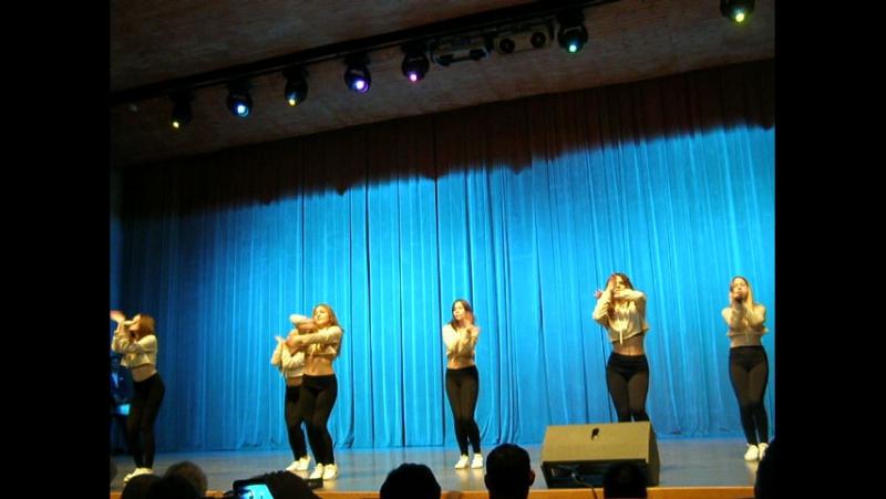 джаз-фанк Большой Отчётный концерт Школы танцев PRO.Dviжение