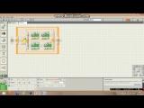 Как сделать_запрограммировать робота из lego mindstorms nxt 2.0, чтобы он ездил
