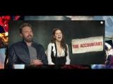 Ben Affleck Talks Batman Pressure and Anna Kendrick Playing Batgirl
