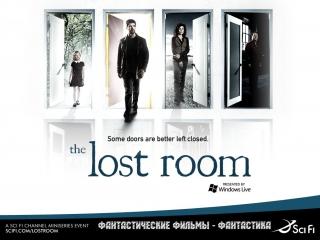 Потерянная комната / The Lost Room (2006) [s1-2]