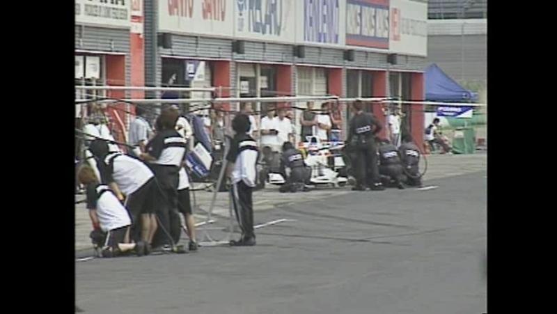 Formula Nippon 2002. Обзор сезона