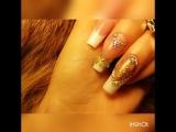 Дизайн нарощенных ногтей...