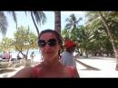 """#саона#отдых#отпуск#тропический рай по имени """"Баунти""""🏝 гостепреимный остров🌊🌴"""