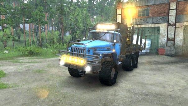 Урал-4320 «СССР» для 03.03.16.