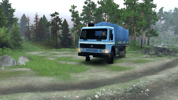 Volvo FL 7 версия 2.0 для 03.03.16.