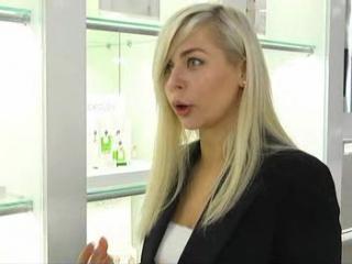 Мастер-класс Лины Дембиковой в мультибрендовом салоне Сенат в ТРЦ Жар-Птица