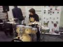 NAMM Musikmesse Russia - Agner Drumsticks