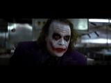 Темный Рыцарь | The Dark Knight (2008) Джокер приходит на встречу с мафией | Фокус с Карандашом