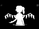 Touhou project - Nomico - Bad apple!! (cov. Jully) - Bad apple GMV