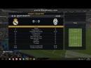 FIFA 15 / матч Реал Мадрид-Ювентус(серия пенальти)