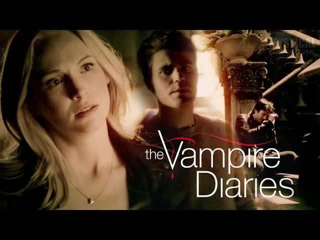 THE VAMPIRE DIARIES 7x21-7x22 - REQUIEM FOR A DREAM GODS AND MONSTERS OPENING CREDITS