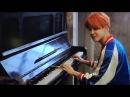 Park Jimin of BTS plays Wedding Dress by Taeyang on Piano
