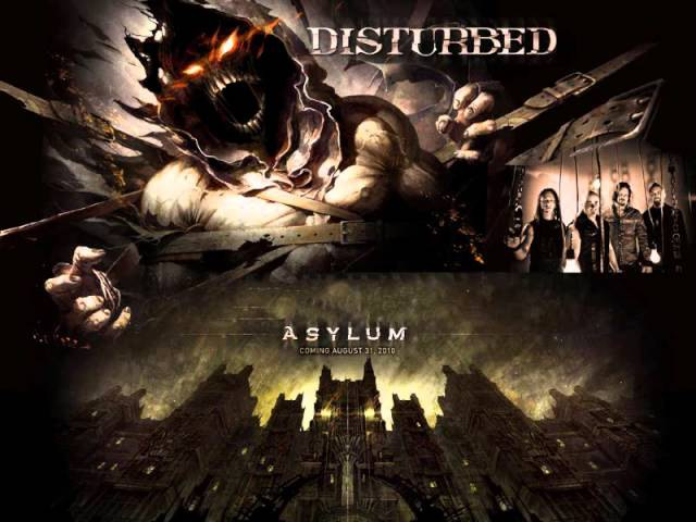 Disturbed - Asylum Remnants