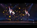 Танцы Даян и Ева Уварова (TT The Artist - Pum Pum (Remix)) (сезон 3, серия 20)
