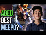 Abed - World's Best Meepo Player?