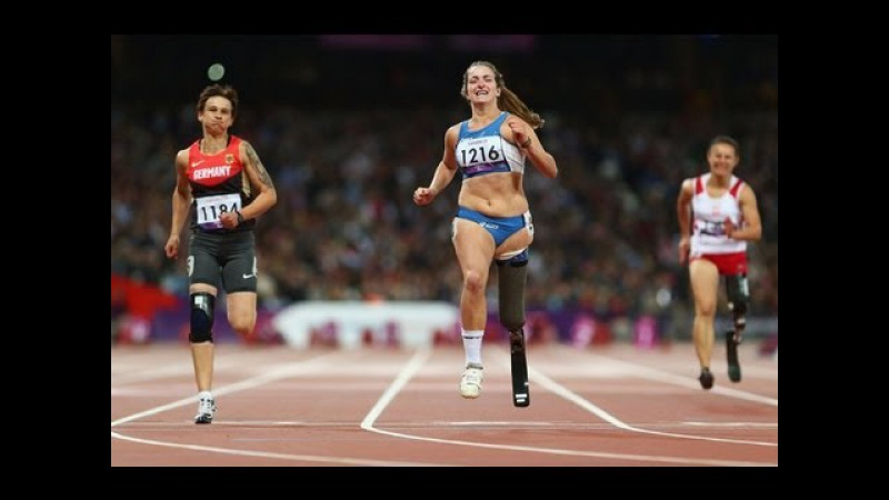 Athletics - Women's 100m - T42 Final - London 2012 Paralympic Games