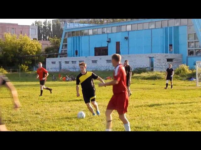 5 тур. ФК Тюшевка - ФК Спартак-КПСС 2:4.