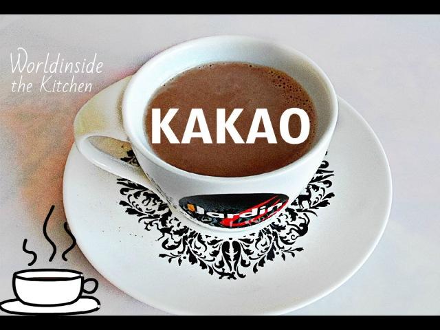 Горячий Шоколад Какао Любимый рецепт