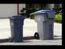 Куда девать мусор в США. Как забирают мусор и рециклинг / Garbage disposal and recycling in USA