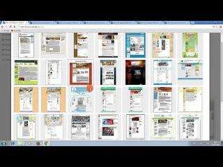 Подробное знакомство с каталогом дизайнов сайта, подготовка и размещение эмбле ...