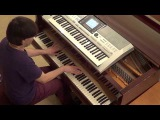 Wamdue Project - King of my Castle - piano &amp keyboard synth cover by LIVE DJ FLO