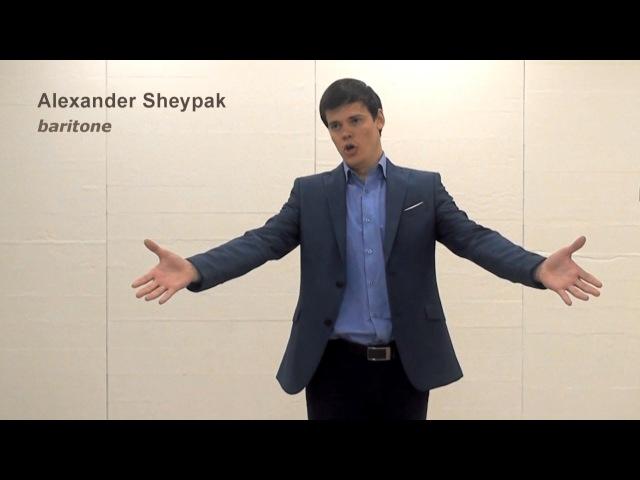 Come un'ape - La Cenerentola - Alexander Sheypak