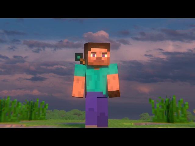 ✅ Minecraft приколы ЖИЗНЬ АНИМАЦИИ 83