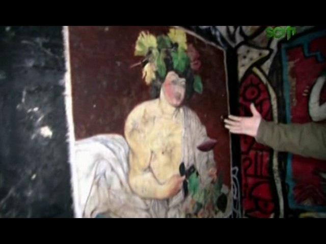 Подземный Париж - Катакомбы смерти